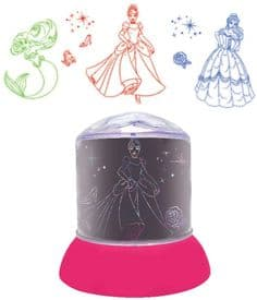 Disney Princess Lamp for Kids