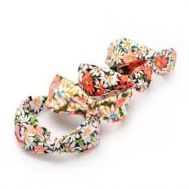 Floral Aliceband Knotted (Handmade)