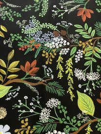 Gift Wrapping Paper - Twilight Jungle