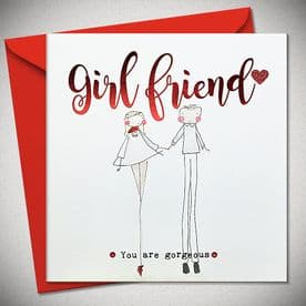 Girlfriend - You Are Gorgeous
