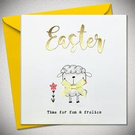 Happy Easter...Fun and Frolics!