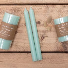 Jardin De Tuileries Scented Tapered Candles