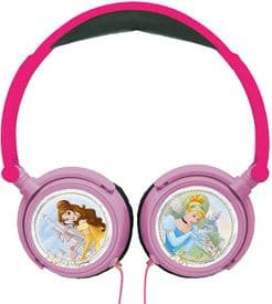 Lexibook Disney Princess (Rapunzel Snowhite) Stereo Headphone