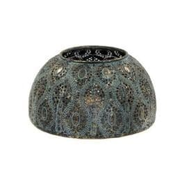 Moroccan Metallic Candle Tealight Holder Home Decor House Warming Gift Present