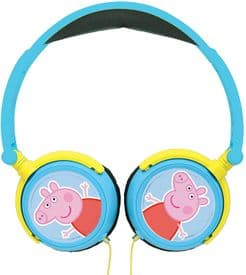 Peppa Pig Kids Stereo Headphones