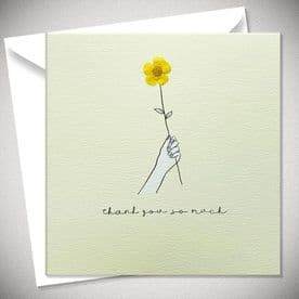 Thank you so much - Flower