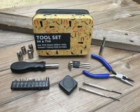 Tool Set (In a Tin!)