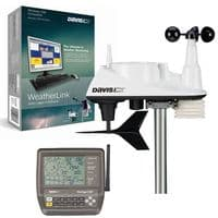 Davis Vantage Vue Wireless Weather Station &  WeatherLink USB Datalogger Bundle