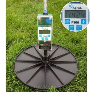 Plate Meters for Measuring Grass Cover in Pasture used for Dairy and Sheep Grazing. Buy our popular F300 Platemeter today