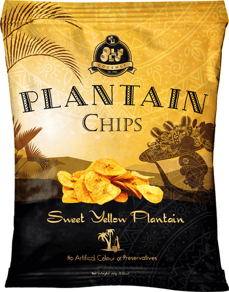 Plantain Chips (6x, 12x, 24 and 50 Pack)