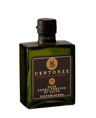 Centonze - PDO Valle del Belice Sicily Extra Virgin Olive Oil 200ml