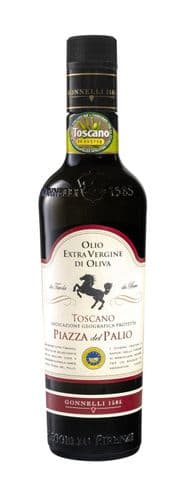 Gonnelli 1585 - IGP Toscano Piazza del Palio 500ml Extra Virgin Olive Oil