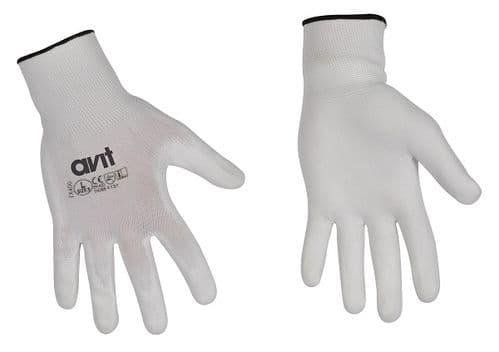Avit PU Coated Gloves L