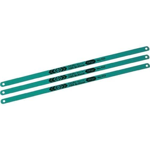 C.K Hacksaw Blades 12 x 32TPI Pack of 25