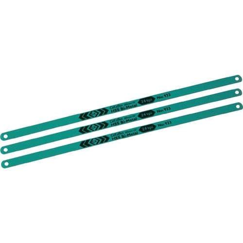 C.K Hacksaw Blades 12in x18TPI Pack of 25