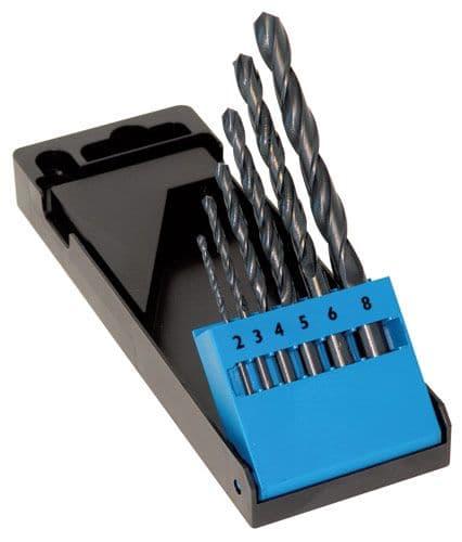 C.K Metal Drill Bit Set Of 6