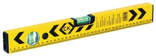 C.K Spirit Level Box Section 400mm