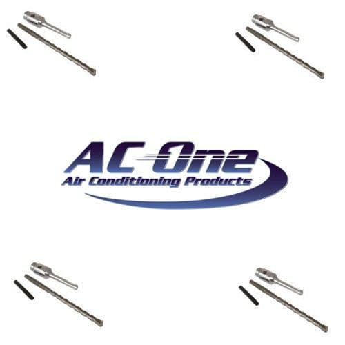 Diamond Core Drill Hex Adapter Kit