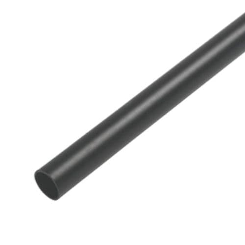 Floplast Overflow Pipe Black 21.5mm x 3m