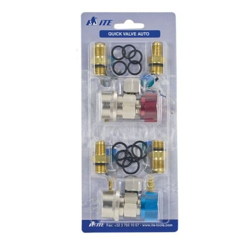 ITE Automotive AC Couplers High Low R134A