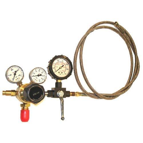 Javac - Nitrogen Pressure Test Rig