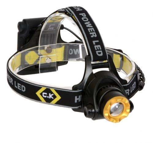 LED Head Torch 200 Lumens
