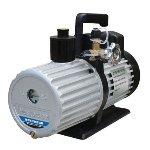 Mastercool 12 CFM Vacuum Pump Dual Voltage 90612-2V-220B