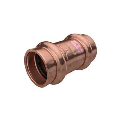 """Maxi Pro Straight Couplers 3/4"""" - Pack of 2"""