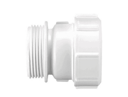 McAlpine Straight Connector 40mm T31U