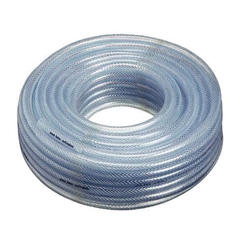 "Pump House Braided Hose 3/8"" 10mm"