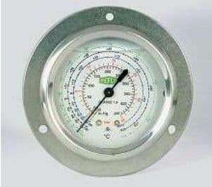 Refco Pressure Gauges