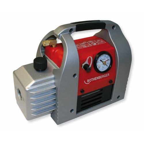 Rothenberger ROAIRVAC 1.5 Vacuum Pump - 42 Litre/min (1.5 CFM)