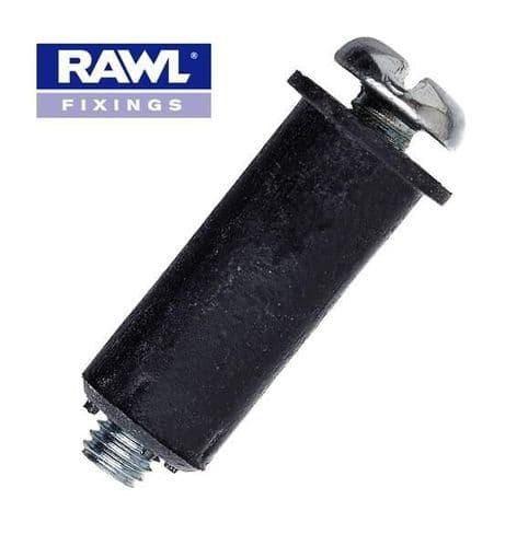 Rubber Rawl Wall Plug FlexiPlug M10