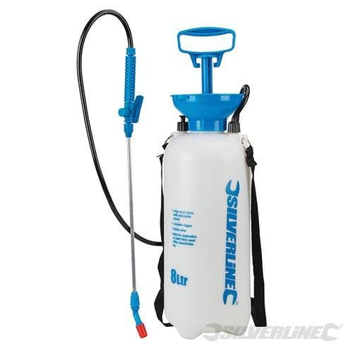 Silverline Pressure Sprayer 8Ltr