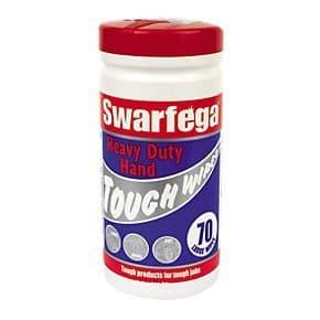Swarfega Heavy Duty Hand Wipes Pack of 70
