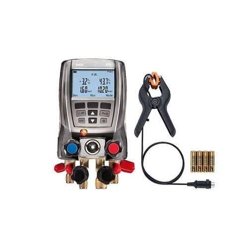 Testo 570-1 Digital Refrigeration Manifold 0563 5701
