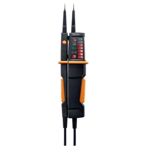 testo 750-1 - Voltage Tester 0590 7501