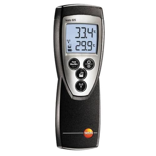 Testo 925 - 1 channel Thermometer 0560 9250