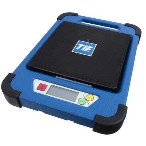 TIF 9000s Air Con Scales 100kg with Carry Case