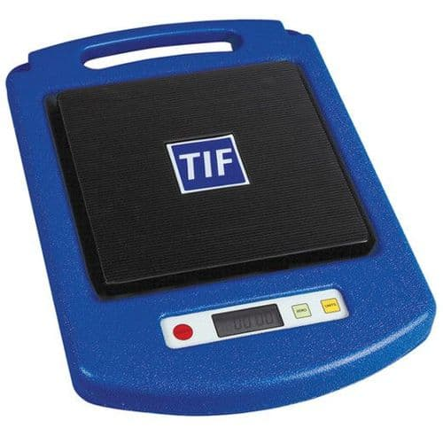TIF 9030 Air Con Scales 100kg with Carry Case