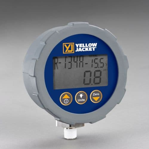 Yellow Jacket Series 41 Digital Replacement Gauge