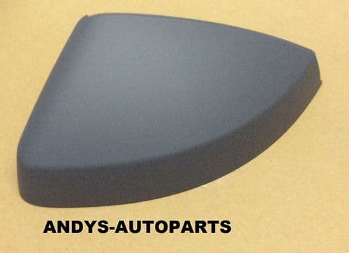 AUDI A3 2012 ONWARDS WING MIRROR COVER L/H OR R/H PRIMED ONLY