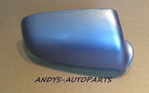 AUDI A4 2001 - 2008 WING MIRROR COVER L/H OR R/H AKOYA SILVER