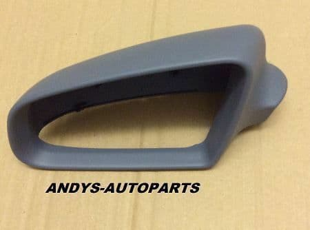 AUDI A4 2001 - 2008 WING MIRROR COVER L/H OR R/H PAINTED ANY AUDI COLOUR