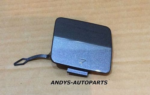 BMW 1 SERIES / F20 FRONT TOWING EYE COVER IN MINERAL GREY