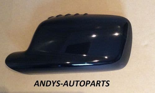 BMW 3 SERIES COUPE 98-05 GENUINE WING MIRROR COVER L/H OR R/H IN GLOSS BLACK
