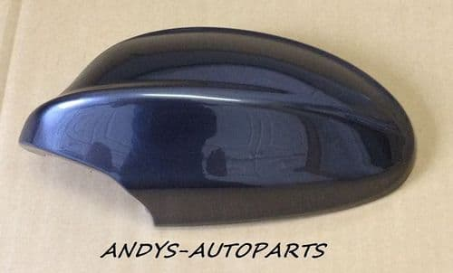 BMW 3 SERIES E90/91 2005 -08 WING MIRROR COVER L/H OR R/H IN SPARKLING GRAPHITE