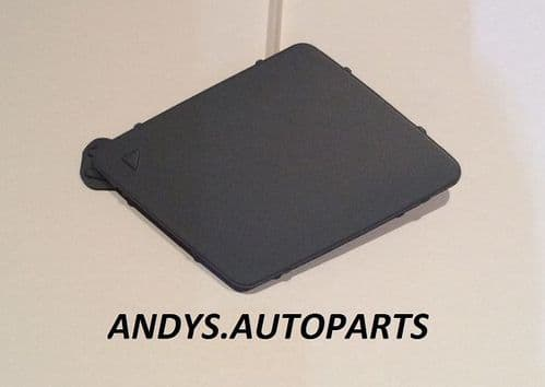 BMW 5 SERES F10 2010 ONWARDS  GENUINE FRONT TOWING EYE COVER  PAINTED ANY COLOUR