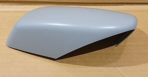 BMW 5 SERIES 03-2010 E60 DRIVER WING MIRROR COVER PAINTED TO COLOUR OF CHOICE