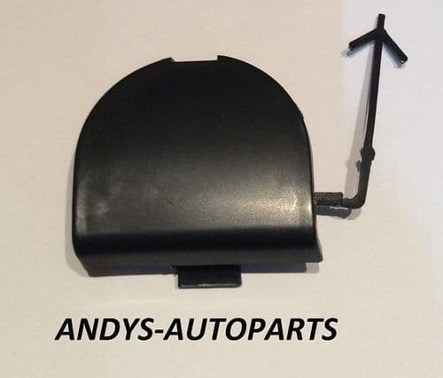 FIAT 500 2007 ONWARDS FRONT TOWING EYE COVER   PRIMED
